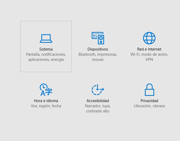 Windows 10 ahorro de Espacio