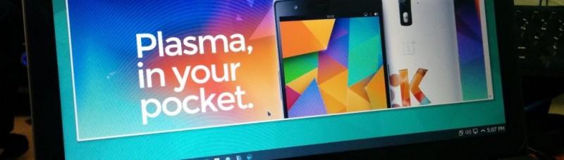 Manjaro KDE en mi Lenovo