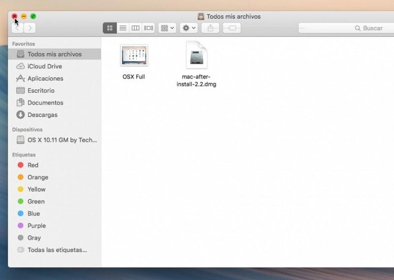 OSX3 - Finder