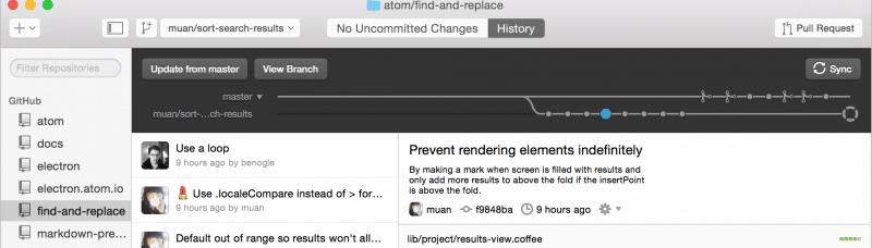Github Desktop Mac