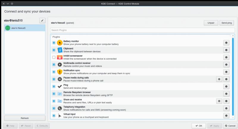 Gestiona tus SMS y notificaciones con KDEConnect y MightyText
