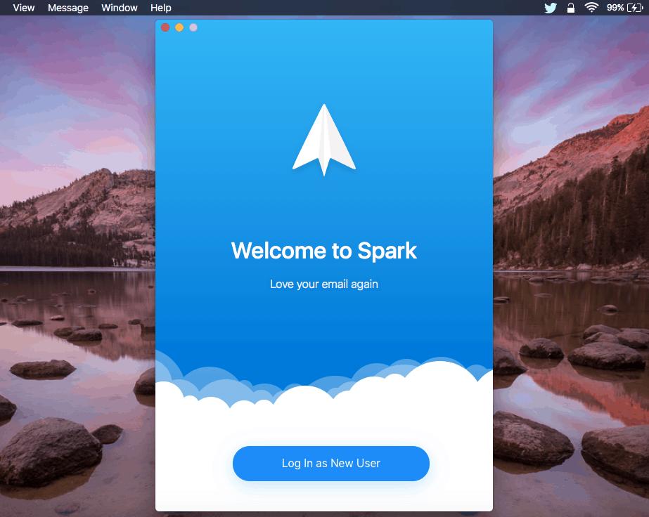 Spark Mail