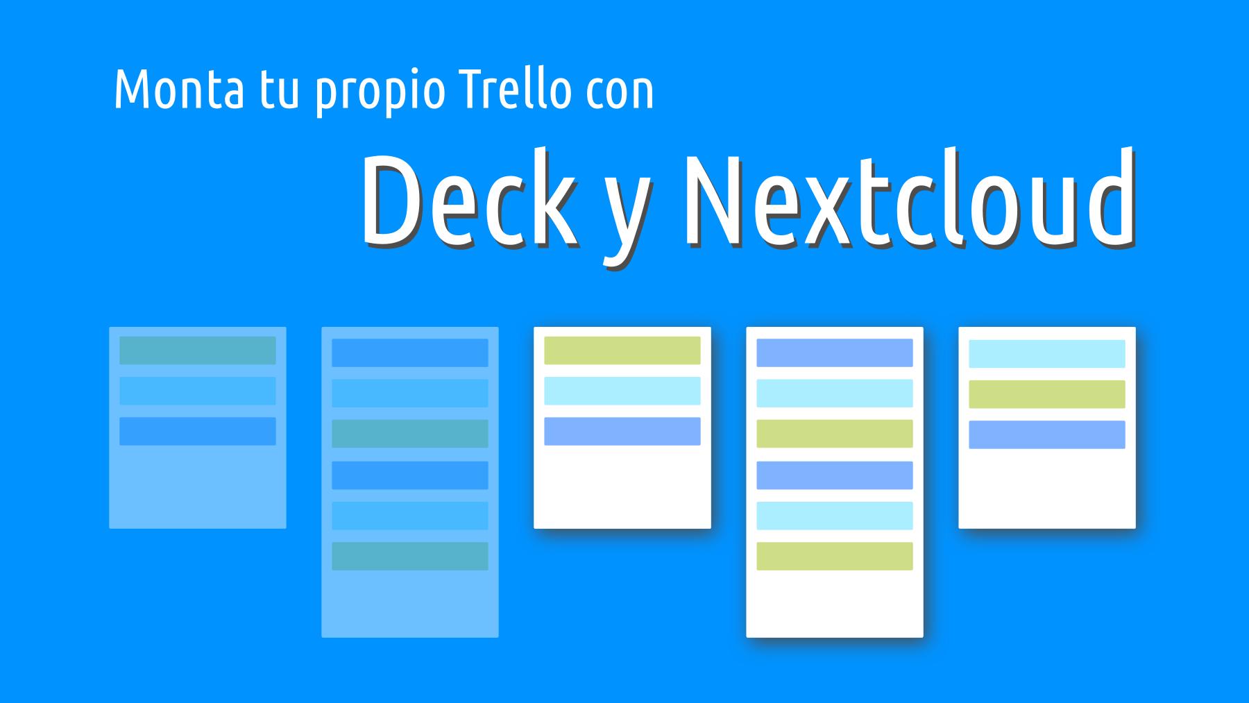 Deck + Nextcloud